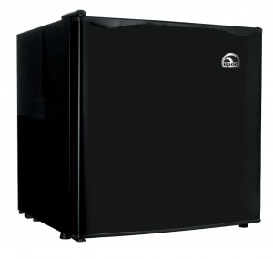 1.7 CU FT BAR FRIDGE - BLACK