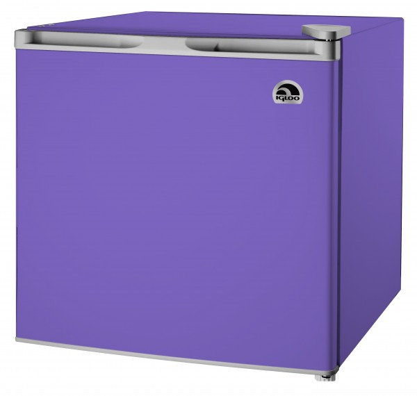 1.6 CU FT REFRIGERATOR- GREY TRIM