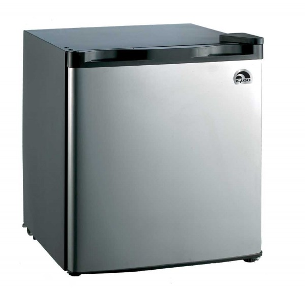 IGLOO - 1.7 CU FT BAR FRIDGE STAINLESS DOOR