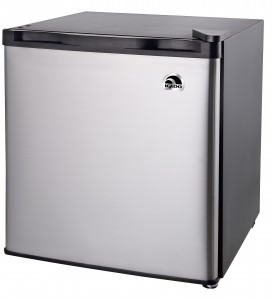 1.6 CU FT BAR FRIDGE STAINLESS DOOR