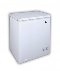 3.5 CU FT CHEST FREEZER