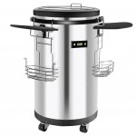 STAINLESS STEEL PARTY COOLER