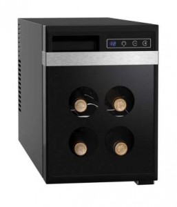 6 BOTTLE WINE COOLER- DIGITAL CONTROLS