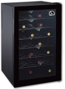 28 BOTTLE WINE COOLER HIGH EFFICIENCY HEAT PIPE SYSTEM