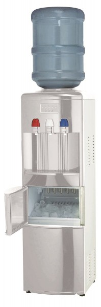 WATER COOLER/DISPENSER WITH ICE MAKER